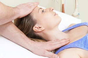 Treating headaches and neck problems
