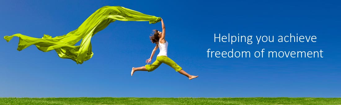 Helping you achieve freedom of movement